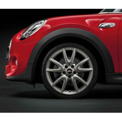 "18"" JCW RAYONS DOUBLES 534, FERRICGREY"