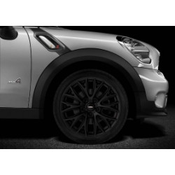 "19"" JCW CROSS SPOKE R134, NOIR MAT."